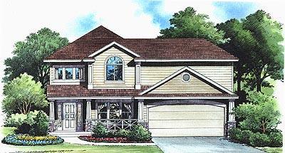 House Plan 70416