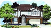 Plan Number 70421 - 2205 Square Feet