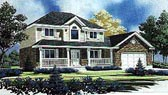 Plan Number 70422 - 2234 Square Feet