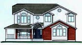 Plan Number 70424 - 2266 Square Feet