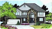 Plan Number 70426 - 2331 Square Feet