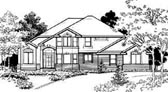 Plan Number 70433 - 2590 Square Feet