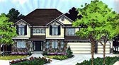 Plan Number 70439 - 2797 Square Feet
