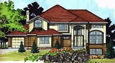 Plan Number 70440 - 2831 Square Feet