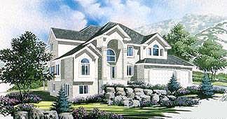 House Plan 70443