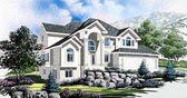 Plan Number 70443 - 2901 Square Feet