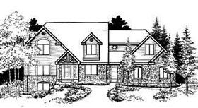 Craftsman House Plan 70445 Elevation