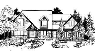 House Plan 70445