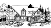 Plan Number 70445 - 2978 Square Feet