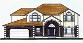 Plan Number 70446 - 3012 Square Feet