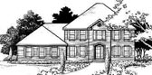 Plan Number 70447 - 3184 Square Feet