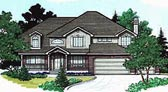 Plan Number 70449 - 3562 Square Feet