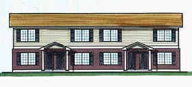 Multi-Family Plan 70452
