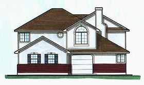 Multi-Family Plan 70458