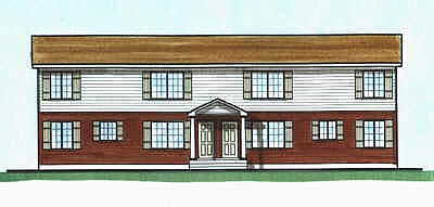 Multi-Family Plan 70459