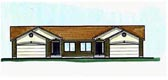 Plan Number 70460 - 5276 Square Feet
