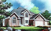Plan Number 70463 - 3011 Square Feet