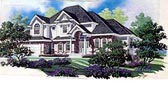 Plan Number 70464 - 3190 Square Feet