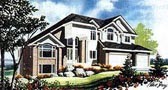 Plan Number 70466 - 4057 Square Feet