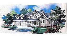 House Plan 70469