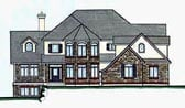 Plan Number 70471 - 3330 Square Feet