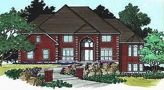 Victorian House Plan 70479 Elevation