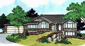 Plan Number 70480 - 1703 Square Feet