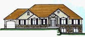 Plan Number 70481 - 3715 Square Feet