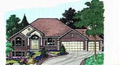 Plan Number 70483 - 4055 Square Feet