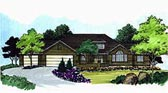 Plan Number 70491 - 2262 Square Feet