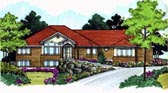 Plan Number 70496 - 2357 Square Feet