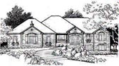 Plan Number 70504 - 5014 Square Feet