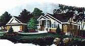Plan Number 70505 - 4342 Square Feet