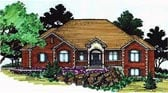 Plan Number 70507 - 2578 Square Feet