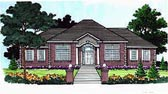 Plan Number 70508 - 2596 Square Feet
