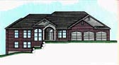 Plan Number 70513 - 5425 Square Feet