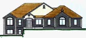 Plan Number 70516 - 5607 Square Feet