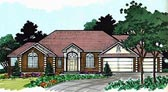Plan Number 70519 - 3169 Square Feet