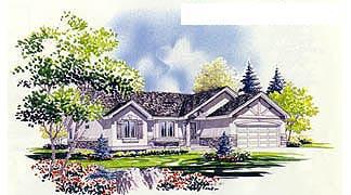 House Plan 70538
