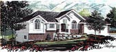 Plan Number 70543 - 1564 Square Feet