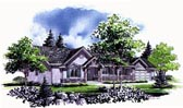 Plan Number 70544 - 1630 Square Feet