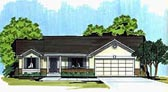 Plan Number 70545 - 1661 Square Feet