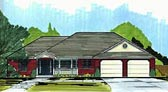 Plan Number 70548 - 1808 Square Feet