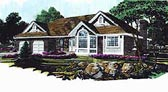 Plan Number 70562 - 2134 Square Feet