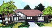 Plan Number 70563 - 2228 Square Feet