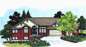 House Plan 70568
