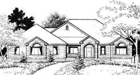 Plan Number 70571 - 2642 Square Feet