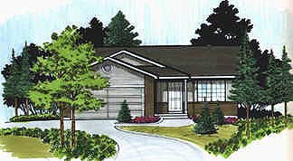 House Plan 70572