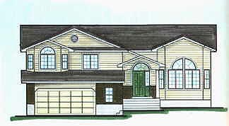 Traditional House Plan 70578 Elevation
