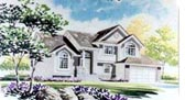 Plan Number 70580 - 1666 Square Feet